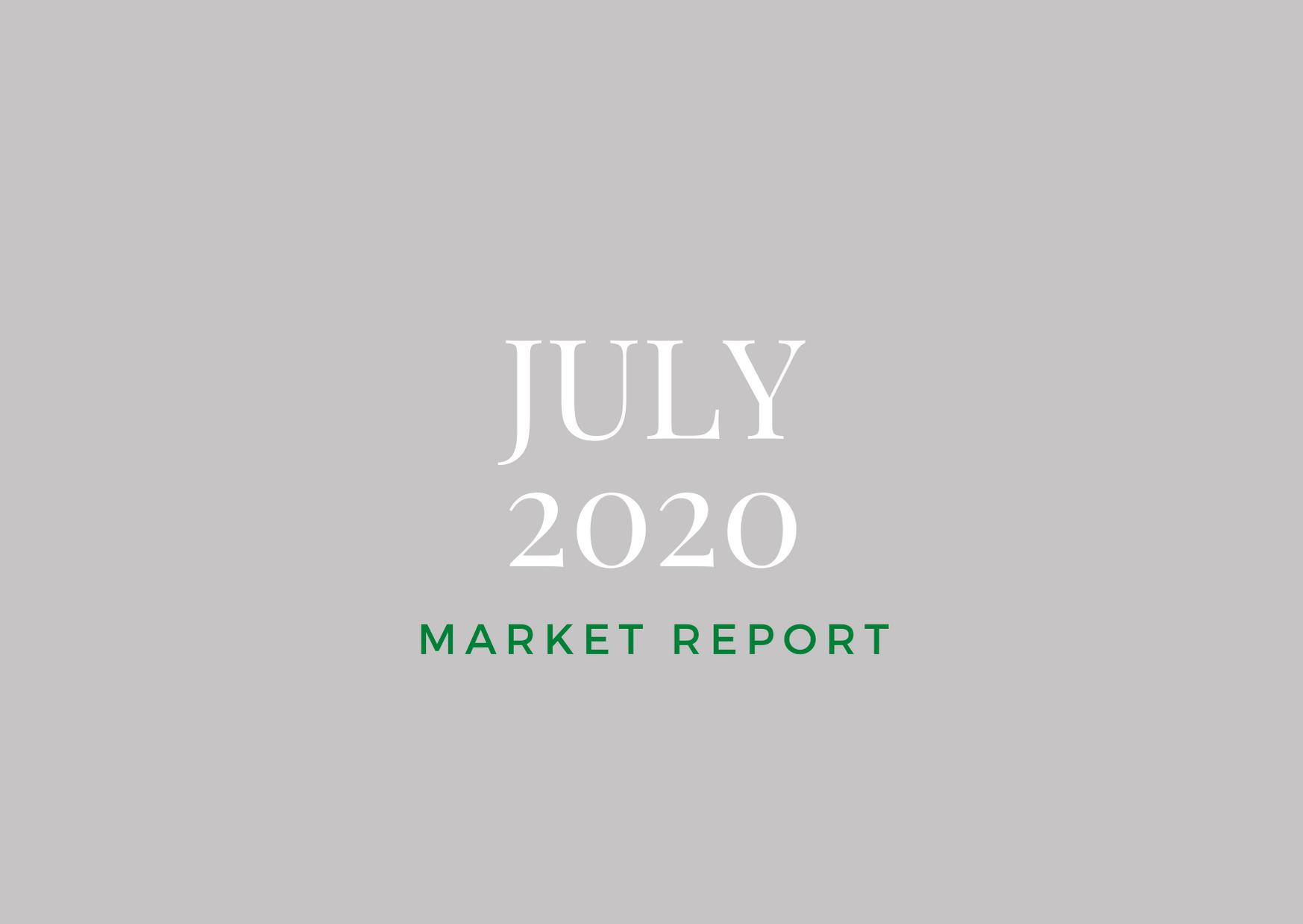July 2020 Market Report
